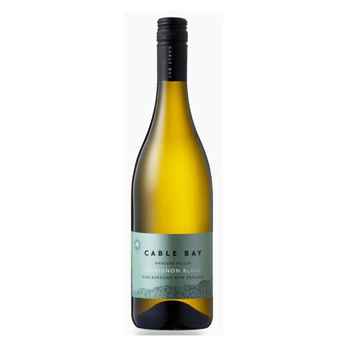Cable Bay Awatere Valley Sauv Blanc 750ml