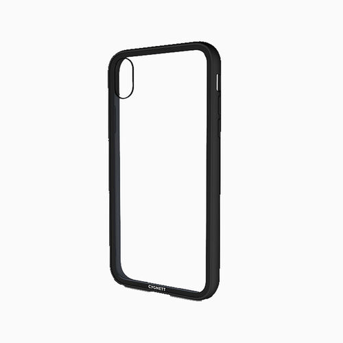 Cygnet Electronics Acc Ozone 9H Tempered Glass Protective Case for iPhone XR