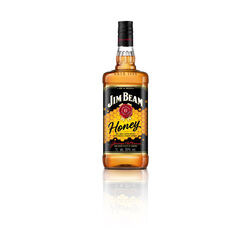 Jim Beam Honey Liqueur 1L
