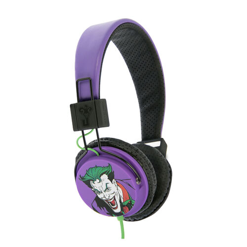 Batman Batman The Joker Fold Up Headphones