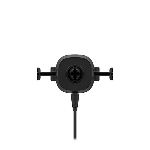 Mophie charge stream™ vent mount Universal wireless charging car mount with Apple and Samsung Fast Charge.