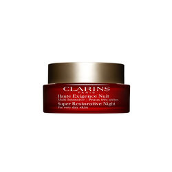 Clarins Super Restorative Night Cream for Dry Skin