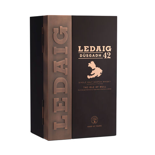Ledaig 42 Year Old Whisky 700ml