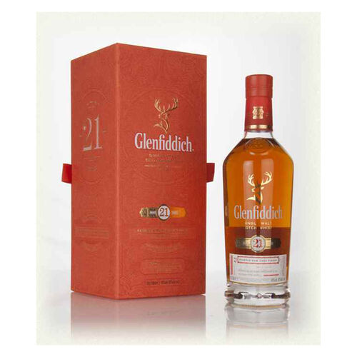 Glenfiddich 21 Years Old 70cl
