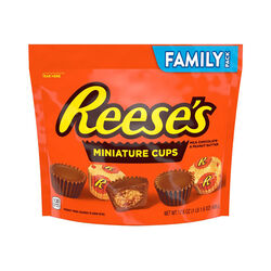 Reese's Reese's Peanut Butter Cups Miniatures
