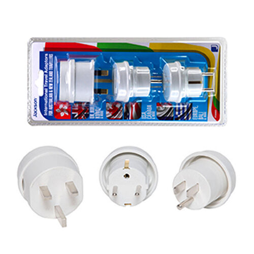 Jackson Outbound Travel Adaptor Pack