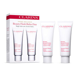 Clarins Travel Retail Exclusive Beauty Flash Balm Duo