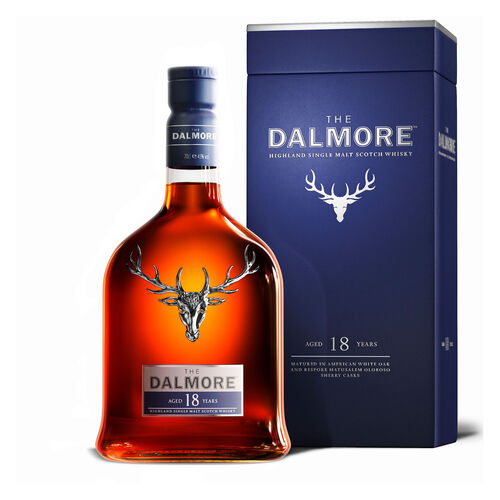 Dalmore 18 Year Old Single Malt 70cl