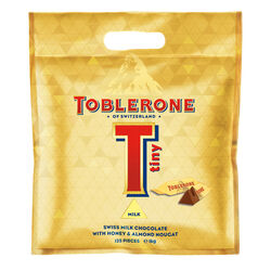 Toblerone Gold Tiny Family Pack 1kg