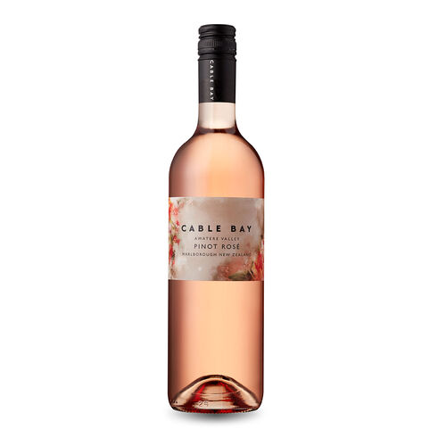 Cable Bay Awatere Pinot Rose 750ml