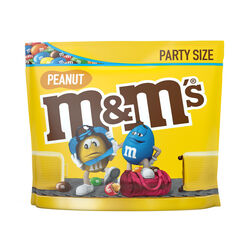 M&M M&M'S Peanut Party Pack 1000G 7X1