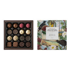 Devonport Gourmet Village The Flavours of New Zealand 16 Handcrafted Chocolates