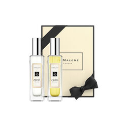 Jo Malone London Wood Sage & Sea Salt  + Lime Basil & Mandarin Duo Cologne  - 2x30ml
