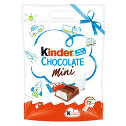 Kinder Mini Chocolate T75 Over 460g
