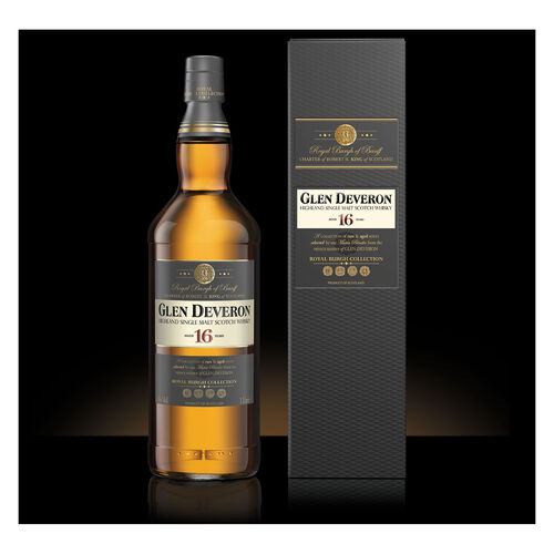 Glen Deveron 16 Year Old Whisky 1L