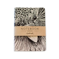 Tumbleweed A5 Sirocco Kakapo Notebook Lined