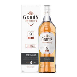Grant's Grants Oxygen 8 Year Old Whisky 1L