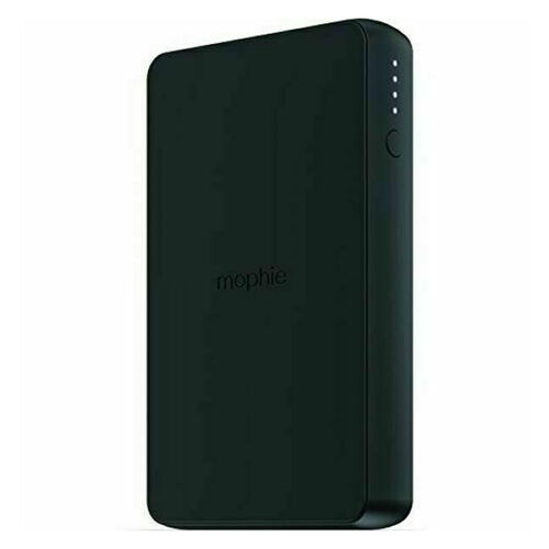Mophie charge stream™ powerstation® wireless Portable batteries with wireless and USB charging output.
