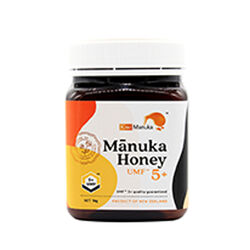 Kiwi Manuka UMF 5+ Manuka Honey 1kg