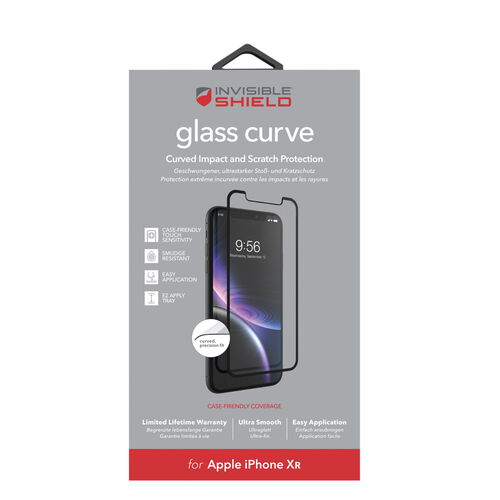 ZAG InvisibleShield Glass Curve for iPhone XR