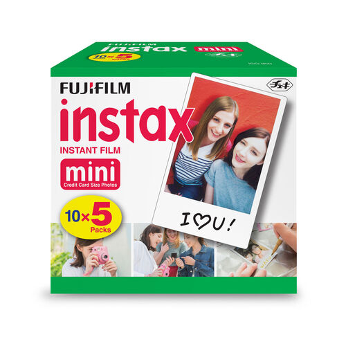 Fuji Instax Film 50 Pack