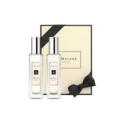 Jo Malone London Wood Sage & Sea Salt + Peony & Blush Suede Duo Cologne  - 2x30ml