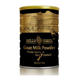 Hello Shrek Hello Shrek Goat Milk Powder Can 400g