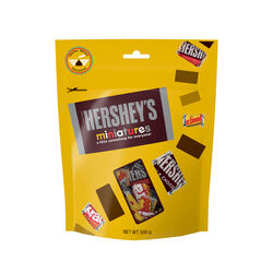 Hershey's Miniatures Pouch 500g