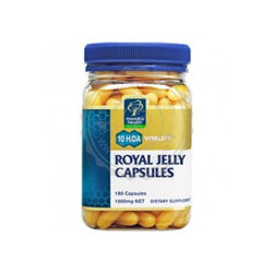 Manuka Health Royal Jelly Capsules 180
