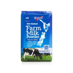 Theland New Zealand Wholemilk Powder Sachet 400g