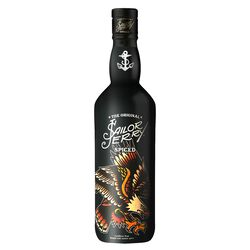 Sailor Jerry Rum - Limited Edition Black Wrap