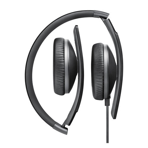 Sennheiser Sennheiser HD 2.30 Headphones On Ear For iOS Black