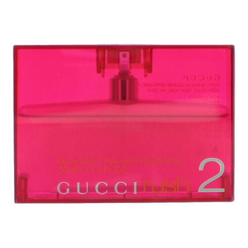 Gucci Rush 2 Eau de Toilette 50ml Original
