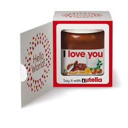 Nutella Hello World x 12 350g
