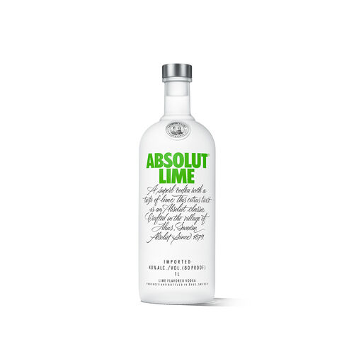 Absolut Absolut Lime 1L