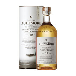 Aultmore 12 Year Old Whisky 1L