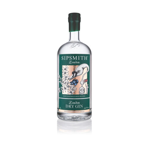 Sipsmith London Dry Gin 1L