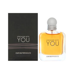 Armani Stronger With You Pour Homme Eau de Toilette 100ml