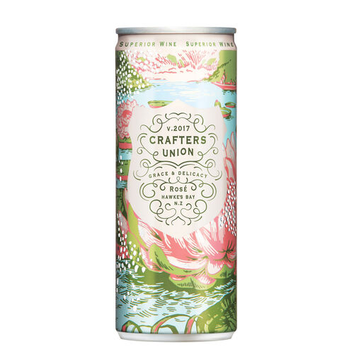 Crafters Union Rose Can 250ml