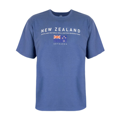 Sweet Life Clothing NZ Destinations Adults Tee