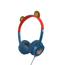 iFrogz Little Rockerz Costume Headphones - Bear