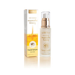 Wild Ferns Manuka Gold Face Serum with Propolis & Royal Jelly 50ml