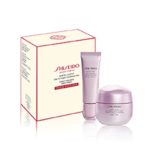 Shiseido WHITE LUCENT Day & Night Set (Emulsion)