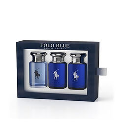 Ralph Lauren Polo Blue Trilogy Coffret 3 X 30ml