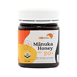 Kiwi Manuka UMF 20+ Manuka Honey 250g