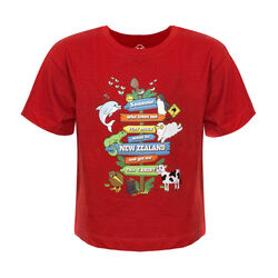 Sweet Life Clothing Signpost Kids Tee