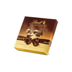 Lindt Assorted Swiss Masterpieces Box 145g