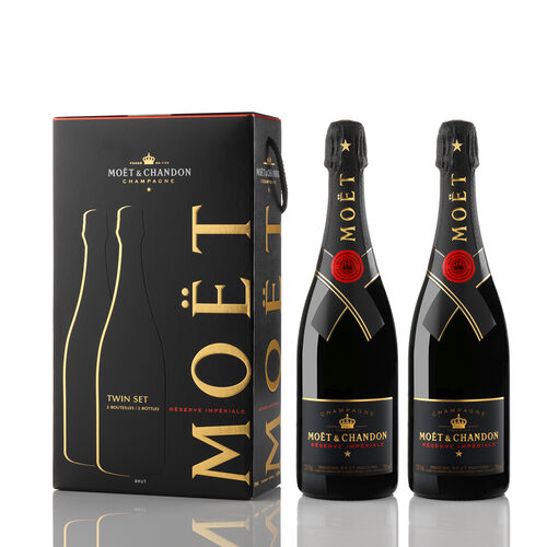 Moët & Chandon Moet & Chandon Reserve Imperial Twinpack 2 x 0.75L