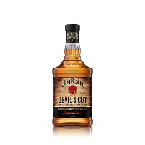 Jim Beam Devils Cut Bourbon 1L