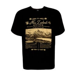 Sweet Life Clothing Picture of NZ Adults Tee